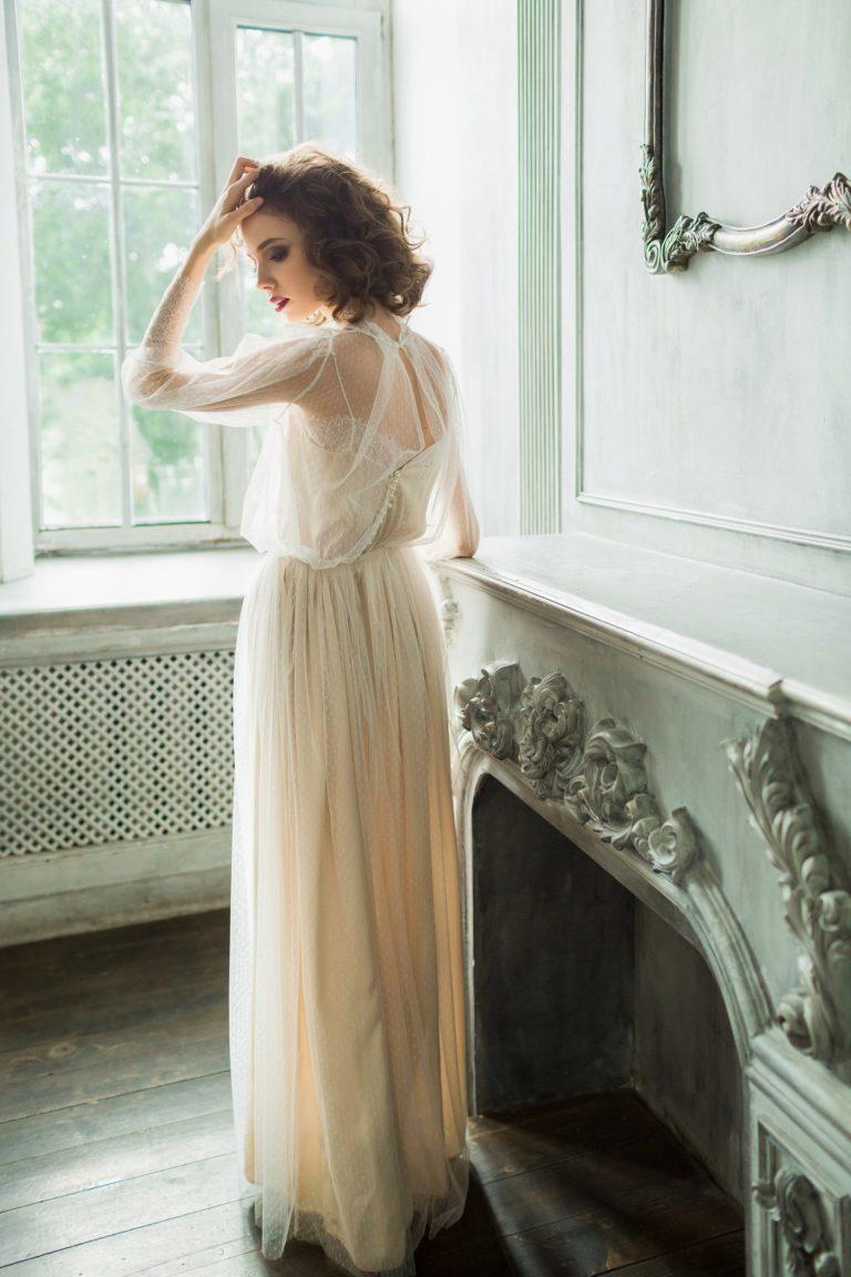 авторское винтажное платье
