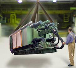 разгрузка трансформаторов