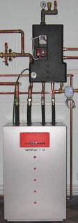 Элементы автономной системы отопления коттеджа