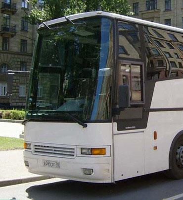 заказ автобусов Петербург