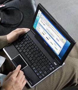 нетбук з ноутбуком