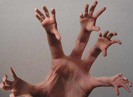трясуться (трусяться) руки