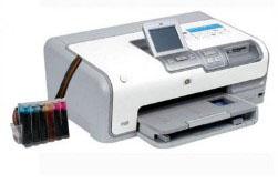 Цветной дешёвый принтер