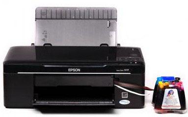 МФУ Epson Stylus SХ130
