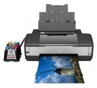 Epson Stylus Photo 1400 с СНПЧ