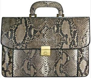 портфели из кожи крокодила