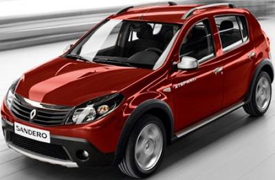 Renault Sandero Stepway - От 119 000 грн