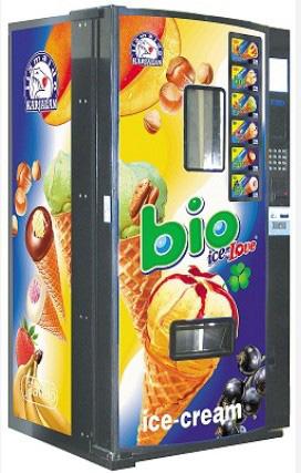 автоматы по продаже мороженого