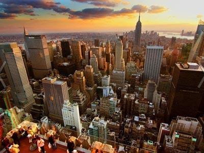 сериалы и Нью-Йорк