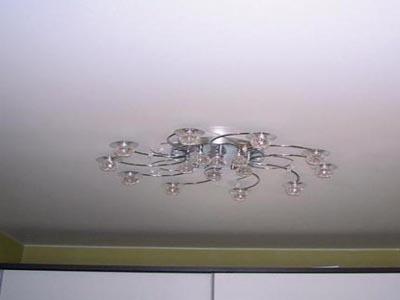 натяжной потолок тканевый descor недорого