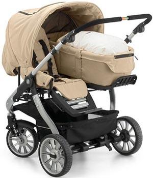 детские коляски для 2 малышей