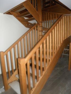 купить деревянные лестницы недорого