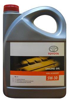 масло toyota 5w30 fuel economy