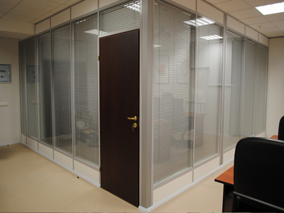 стеклянные офисные перегородки дешево