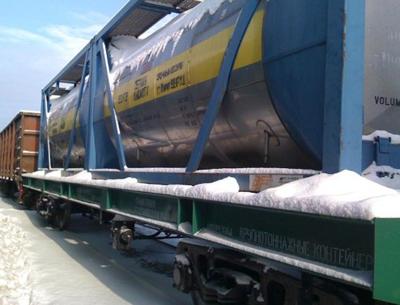 опасные грузы железнодорожным транспортом