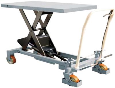 Купить ножничный подъемный стол