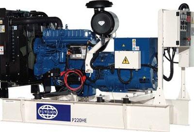 Дизельные генераторы и дизельные электростанции (ДЭС)