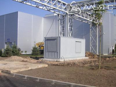 Энергетические установки на базе дизельных и газопоршневых двигателей