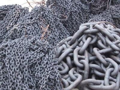 Доставка якорных цепей из Китая