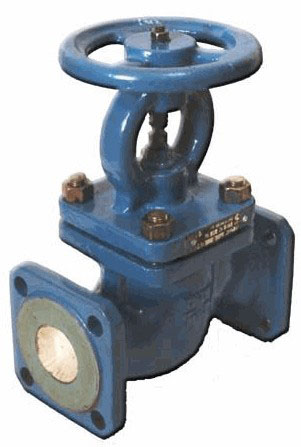 Клапан ТУ 26-07-551-97, запорный