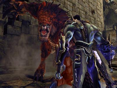 darksiders 2 скачать с mygamecore