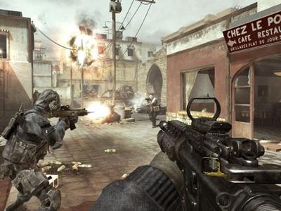 сall of Duty modern warfare 3 скачать торрент