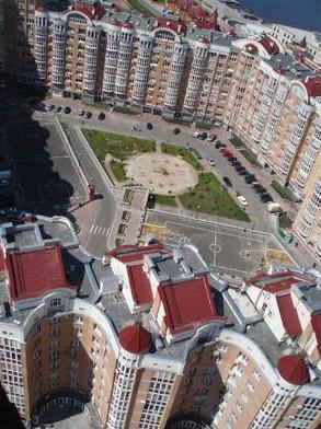 продажа недвижимости в комплексе Ривьера