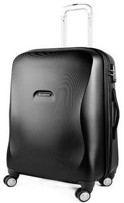пластиковые чемоданы на колесах в Sumkofil
