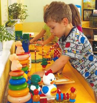 Детские центры раннего развития