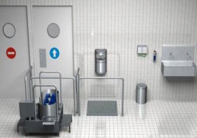 санитарно-пропускная система