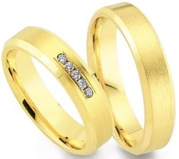 купить обручальные кольца с бриллиантами в Diamond Gallery