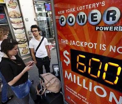 купить американскую лотерею