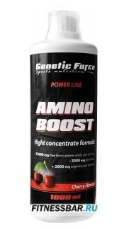 аминокислоты Genetic Force Amino Boost