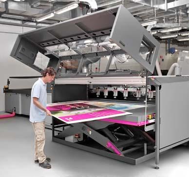 широкоформатная печать на специальном плоттере в СПб