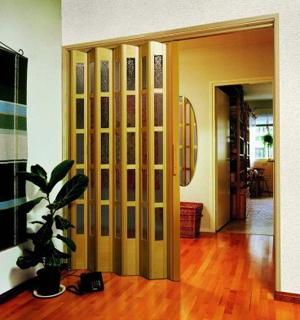 двери складные межкомнатные цена