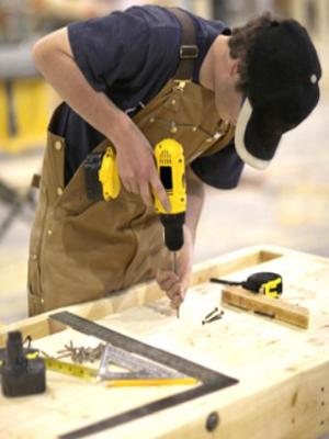мастер плотник