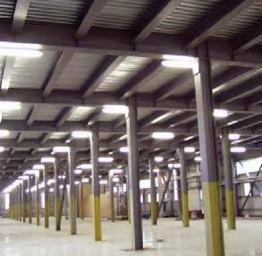 усиление металлических конструкций