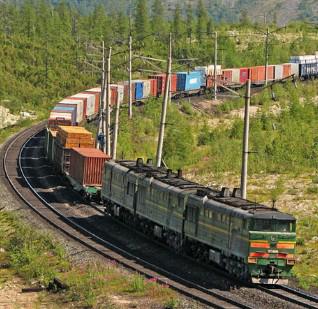 жд доставка грузов в Новосибирск