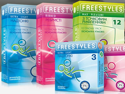презервативы freestylez