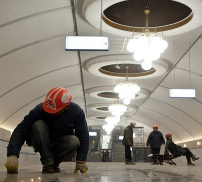 открытые способы подземного строительства