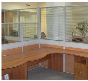 Офисные перегородки в СПБ