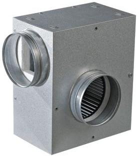 шумоизолированные (бесшумные) вентиляторы