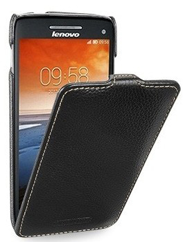 кожаный чехол-флип для Lenovo VIBE X