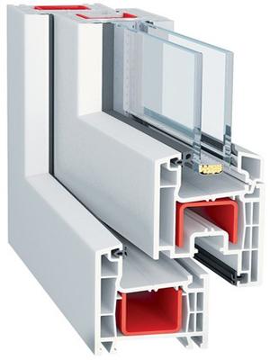 пластиковые окна из профилей Montblanc