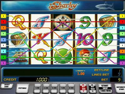 Игровой автомат Sharky бесплатно