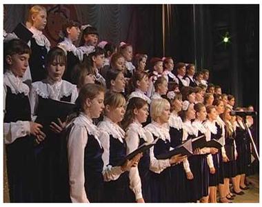 детский хор Москвы