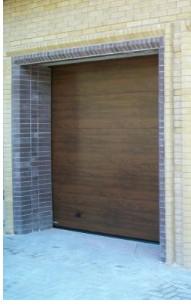 ворота гаражные киев