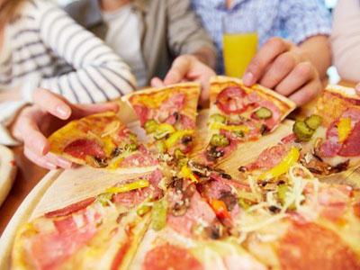 заказ пиццы в Санкт-Петербурге