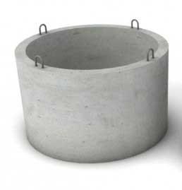 железобетонные колодезные кольца