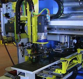 Металлообработка в машиностроении